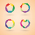 logo · coeur · Rainbow · design · gay · lesbiennes - photo stock © kup1984