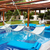 swimming pool and hammock stock photo © kurhan