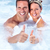 幸せ · カップル · ジャグジー · リラックス · 温水浴槽 · 休暇 - ストックフォト © Kurhan