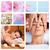 beautiful spa massage collage stock photo © kurhan