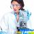 laboratuvar · araştırma · bilimsel · kadın · sağlık · kadın - stok fotoğraf © Kurhan