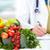 médico · enfermeira · escrita · prescrição · papel · quadro - foto stock © kurhan