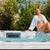 美人 · リラックス · 温水浴槽 · 小さな · 庭園 · 健康 - ストックフォト © Kurhan