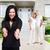 asian real estate agent woman near new house stock photo © kurhan