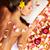 young woman in spa massage salon stock photo © kurhan