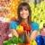 portret · kobieta · winogron · owoce · młodych · winogron - zdjęcia stock © kurhan