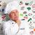 kucharz · dojrzały · zawodowych · człowiek · żywności · twarz - zdjęcia stock © Kurhan