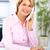 агент · по · продаже · недвижимости · телефон · служба · женщины · успех · человек - Сток-фото © kurhan