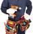 handyman with a tool belt and drill stock photo © kurhan