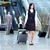 groep · zakenlieden · luchthaven · internationale · gebouw - stockfoto © kurhan