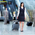 grupo · gente · de · negocios · aeropuerto · internacional · edificio - foto stock © kurhan