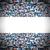 red · social · los · medios · de · comunicación · collage · hermosa · caucásico - foto stock © kurhan
