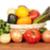 friss · zöldségek · kosár · izolált · fehér · bio · zöldség - stock fotó © kurhan