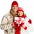 happy couple with christmas present stock photo © kurhan