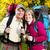 camping · casal · quebrar · caminhadas · trio - foto stock © kurhan