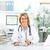 maduro · médico · mulher · clínico · escritório - foto stock © Kurhan