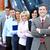squadra · di · affari · gruppo · uomini · d'affari · moderno · sala · riunione - foto d'archivio © Kurhan