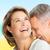 para · szczęśliwy · starszych · miłości · zewnątrz - zdjęcia stock © Kurhan