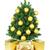 karácsony · fa · ajándékok · fehér · doboz · zöld - stock fotó © kurhan