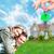 幸せ · カップル · キー · 新居 · 肖像 - ストックフォト © kurhan