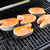 zalm · vis · barbecue · koken · diner · hot - stockfoto © Kurhan