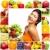 frame · groenten · vruchten · witte · ongebruikelijk · plaats - stockfoto © kurhan