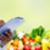 specjalista · od · żywienia · lekarza · piśmie · recepta · skupić · owoców - zdjęcia stock © kurhan