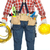 handyman with construction tools and cable stock photo © kurhan