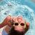 幸せ · 女性 · リラックス · 温水浴槽 · 小さな · 美人 - ストックフォト © kurhan