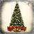 klasszikus · karácsonyi · üdvözlet · díszes · elegáns · retro · absztrakt - stock fotó © kurhan