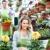 florista · teléfono · flores · mujeres · naturaleza · planta - foto stock © kurhan