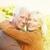 idős · emberek · park · kettő · kopott · mosolyog · emberek - stock fotó © Kurhan