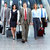 gruppo · uomini · d'affari · aeroporto · viaggio · business · donna - foto d'archivio © Kurhan