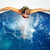mulher · relaxante · jacuzzi · beautiful · girl · férias · de · verão · água - foto stock © Kurhan