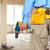 Bauarbeiter · Bohrer · Fenster · Haus · Mann - stock foto © kurhan