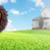 touches · propre · maison · maison · immobilier - photo stock © kurhan