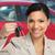 Auto · revendeur · femme - photo stock © kurhan