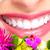 dentes · brancos · mulher · paciente · dentista · médico · máscara - foto stock © kurhan