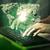 コンピュータ · プログラマ · ハッカー · 手 · 入力 · ノートパソコンのキーボード - ストックフォト © kurhan