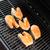 zalm · vis · barbecue · koken · voedsel - stockfoto © kurhan