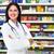 mujer · prescripción · farmacia · medicina · salud · personas - foto stock © kurhan