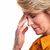 senior · mulher · estresse · isolado · branco · cara - foto stock © Kurhan