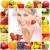 egészséges · középkorú · nő · eszik · saláta · gyönyörű - stock fotó © kurhan
