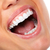 piękna · kobieta · uśmiech · białe · zęby · stomatologicznych · dziewczyna - zdjęcia stock © Kurhan