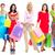 alışveriş · bayan · renkli · çanta · sarışın - stok fotoğraf © kurhan