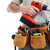 handyman with a tool belt and drill stock photo © kurhan