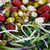micro greens salad stock photo © kurhan