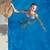 mulher · piscina · piscina · azul · água · verão - foto stock © Kurhan