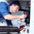professional plumber stock photo © kurhan
