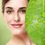 yakın · bakmak · kadın · bilim · adamı · bakıyor · deney · şişesi - stok fotoğraf © kurhan
